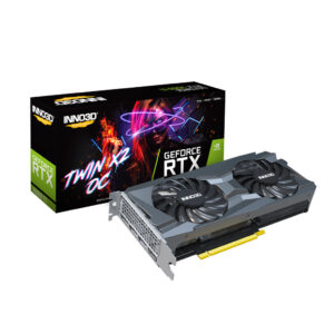 Inno3d RTX 3060 Ti Twin X2 OC 8GB Graphics Card