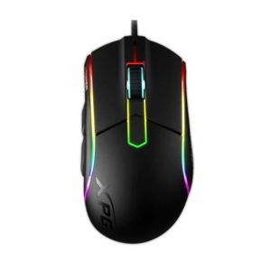 Adata XPG Primer RGB Ergonomic Wired Gaming Mouse (12000 DPI, Omron Switches, RGB Lightning, 1000Hz Polling Rate)
