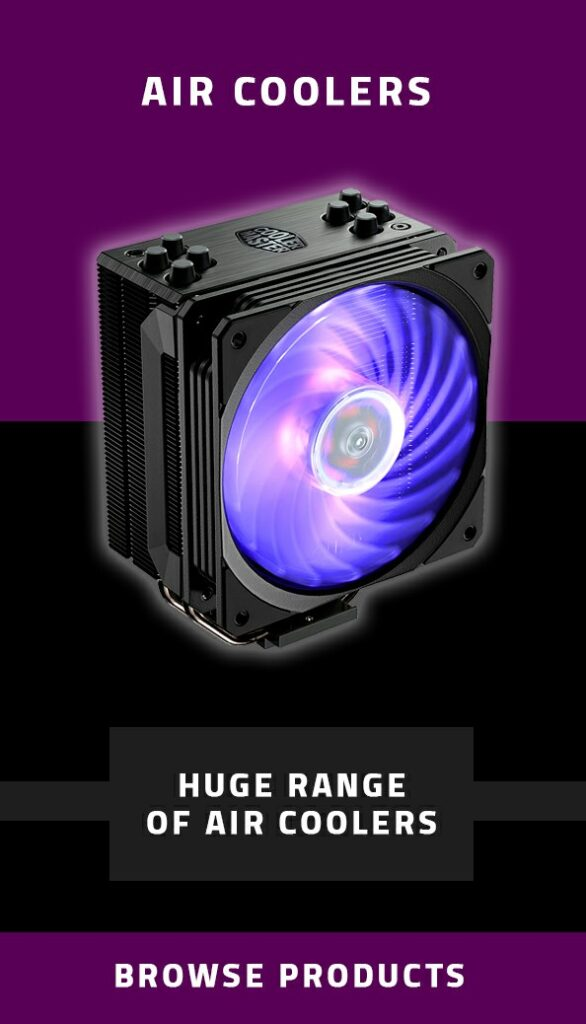 cooler master air coolers