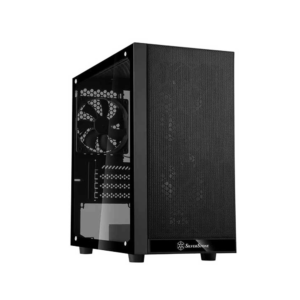 SilverStone PS15 PRO Mid Tower Cabinet (Black)